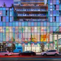 台灣藝術家林明弘入圍國際競賽Architizer A+ Awards!加拿大公共建築《RGB》突破傳統禮拜空間晉級前五強