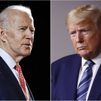 Taiwanese favor Biden, Hongkongers prefer Trump as next US president