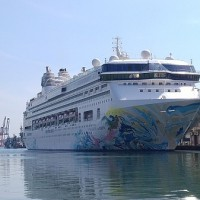 Taiwan's island-hopping cruise sets sail