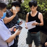 Taiwanese man detained for refusing to pay fines after breaking home quarantine