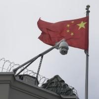 中共解放軍學者唐娟出庭不發一語 傳女兒早被送回中國當人質