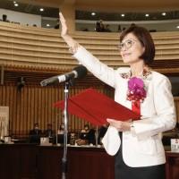 台灣高雄市議長補選勝出 國民黨曾麗燕:責任承擔的開始