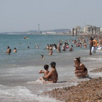 Spain sets temperature records, UK sees hottest day of 2020