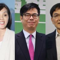 台灣高雄市長補選前黃金週 候選人積極造勢拉票