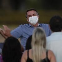 【新冠肺炎】確診依舊趴趴走 巴西總統再爆肺部長黴菌