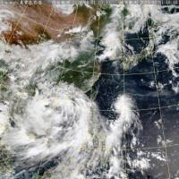Taiwan faces three days of rain as Tropical Storm Hagupit takes shape