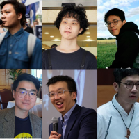 Overseas activists wanted by Hong Kong police