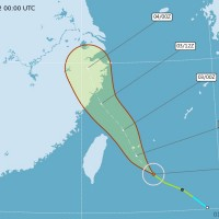Sea warning issued for tropical storm Hagupit
