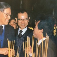 Former Taiwanese President Lee Teng-hui foresaw Hong Kong's troubles