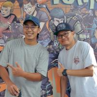 台北西門町後街文化祭齊聚塗鴉、DJ、滑板街頭流行 自由活力進駐電影公園
