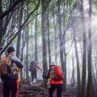 Taiwan's Taichung hiking challenge attracts numerous participants