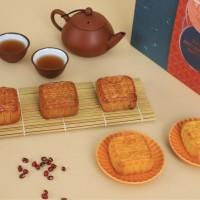 台灣五星級飯店推創意中秋月餅 即日起預購最低享75折
