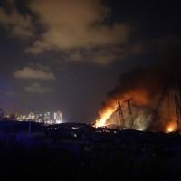 黎巴嫩首都發生大爆炸 港區倉庫硝酸銨釀禍至少78死近4000傷