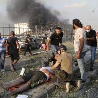 Massive Beirut blast kills more than 70, injures thousands