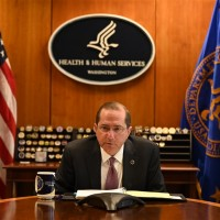 US health chief to visit Taiwan, highest level trip since 1979