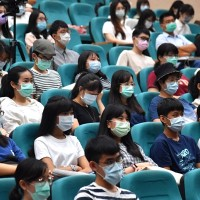 Taiwan announces eight public venues where mask-wearing is compulsory