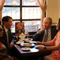 台北明星咖啡館 歷史建築蘊涵俄羅斯美食 (有影片)