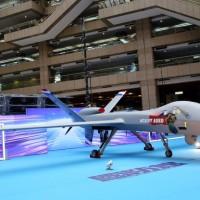 Taiwan's development of 'Teng Yun' drone on schedule