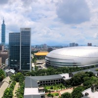 Construction of Taipei Dome to be completed by end of 2021