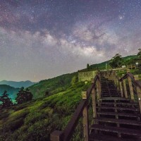 Best places in central Taiwan to view Perseid meteor shower
