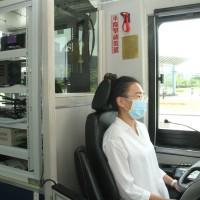 Tainan testing autonomous bus in southern Taiwan