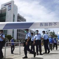 【白色恐怖】港警搜查《蘋果日報》總部、記者個資遭外洩被恐嚇 香港記協:只有第三世界才會發生