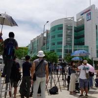 【港區國安法】黎智英遭逮捕、香港《蘋果日報》遭搜查 台灣朝野、學界強烈譴責