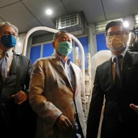 【最新】疑涉國安法「勾結外國勢力」 被捕 壹傳媒高層黎智英、香港「學民女神」周庭等多人獲交保