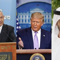 阿聯以色列達成歷史性和平協議 外交關係將全面正常化