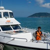 台灣離島馬祖「載客遊艇」首航 南北竿航程10分鐘、打造多元海上旅遊體驗