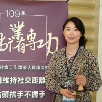 Taiwanese social worker shares success story in extreme case