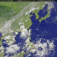 今年第7號颱風「無花果」形成!11縣市嚴防局部大雨