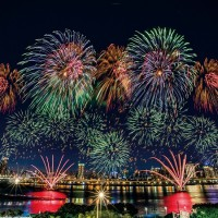 Taipei Valentine's Day to feature riverside fireworks