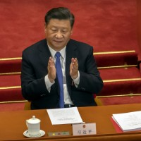China says 'happiness' is rising in Xinjiang