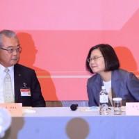 Taiwan names business leader Rock Hsu as acting head of cross-strait body