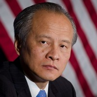 Chinese ambassador says Beijing ready to improve relations with US