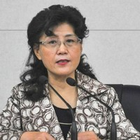 Chinese critic of Xi 'delighted' by her expulsion from CCP