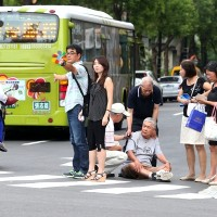 Taiwan to focus on improving pedestrian safety