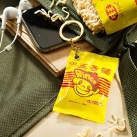台灣「王子麵」50週年 變身3D造型紀念悠遊卡、 搖晃時會發出脆麵的沙沙聲!