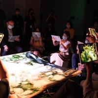台灣聲響實驗室《彼得與狼》擴增實境兒童劇場 玩聚場夏日藝術節台北登場