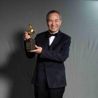 導演侯孝賢獲台灣57屆「金馬獎」終身成就獎 想捐獎金結果••••••