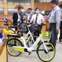 New Taipei launches Moovo dockless bike-sharing platform