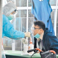 Taiwan mulling making foreign arrivals foot bill for coronavirus test