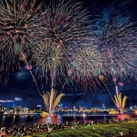 Taipei moves Lunar 'Valentine's Day' fireworks to Aug. 29