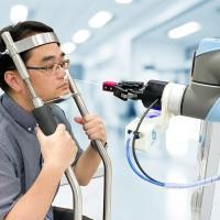 Taiwan invents 1st coronavirus-testing robot
