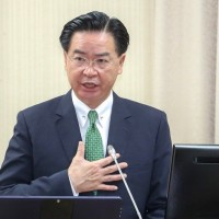 Taiwan foreign minister discusses Chinese military threat in interview with Portuguese newspaper