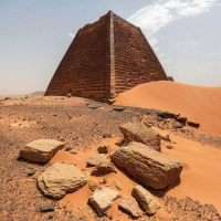 非法淘金猖獗 蘇丹2千年考古遺址慘遭毀