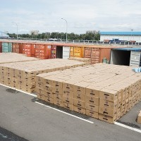 Over 5 million packs of smuggled cigarettes seized in Taiwan's Taichung Harbor