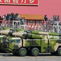 Japan slams Chinese missile tests