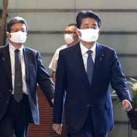 【快報】日本首相安倍晉三健康惡化、請辭待命 選出新首相再交棒